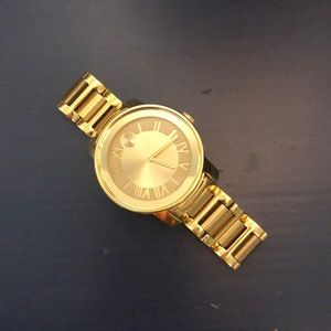 Gold Movado Watch